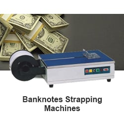 BankNotes Strapping Machines