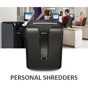 Personal Shredders