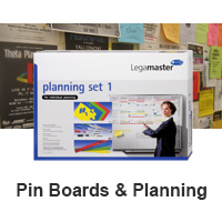 Pin Boards & Planning Set