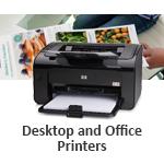 Desktop and Office Printers