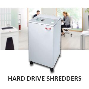 Hard Drive Shredders