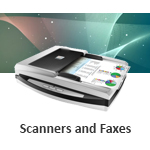 Scanners and Faxes