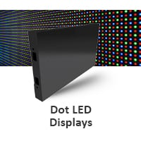 Dot LED Displays