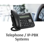 Telephone / IP-PBX Systems