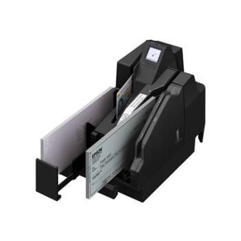 Epson TM S2000II-MJ 225DPM Multi-feed cheque scanner