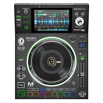 """Denon SC5000M Prime 7"""" Display DJ Media Player"""