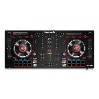 Numark Mixtrack Platinum 4-Decks LCD Display DJ Controller