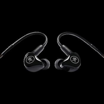 Mackie MP-120 Single Dynamic Driver In-Ear Headphones