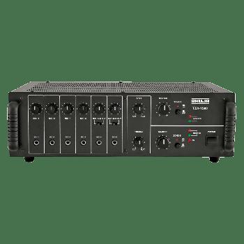 Ahuja TZA1500, 6-Microphone 2-Aux Input PA Amplifier
