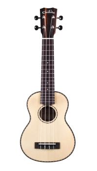 Cordoba 21S 21 Series Soprano Ukulele_Natural Satin Guitar