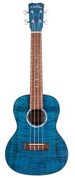 Cordoba 15CFM Concert Ukulele - Sapphire Blue Guitar