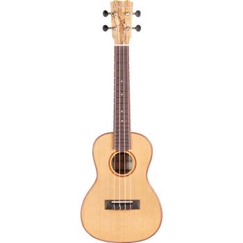 Cordoba 24C 24 Series Concert Ukulele_Natural Satin Guitar