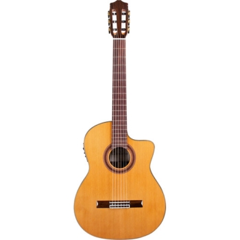 Cordoba C7-CE Cedar 6-string Acoustic-electric Classical Guitar