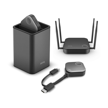 BenQ InstaShow WDC20 Plug and Play Wireless Presentation System