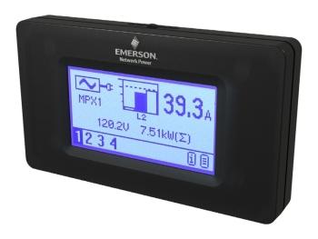 Vertiv Liebert RPCBDM-1000 RPC Basic Display Module