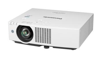 Panasonic PT-VMW60 6000 Lumens ANSI Brightness Laser Lamp-Free Projector