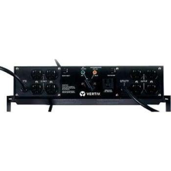 Vertiv Liebert MP2-210K 2U MicroPod External Maintenance Bypass For UPS