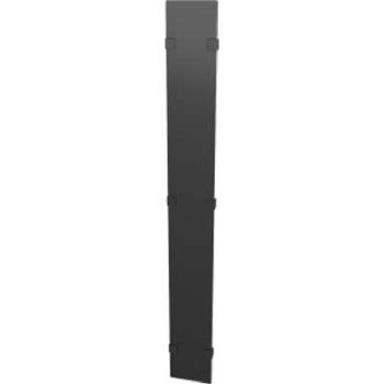 Vertiv Liebert VRA6002 42Ux800mm Wide Single Perforated Door Black