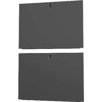 Vertiv Liebert VRA6012 48U x 1200mm Deep Split Side Panels Black