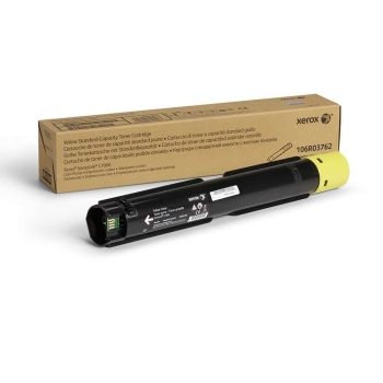 Xerox 106R03770 Yellow Standard CAP Toner Cartridge
