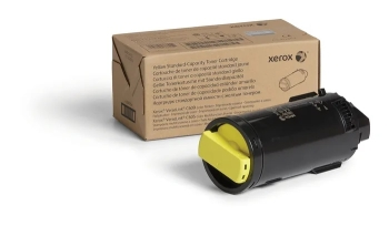 Xerox 106R03914 High Capacity Yellow Toner Cartridge