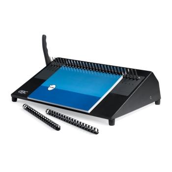 """GBC 7300200 16DB 16"""" Manual Plastic Comb Binder"""