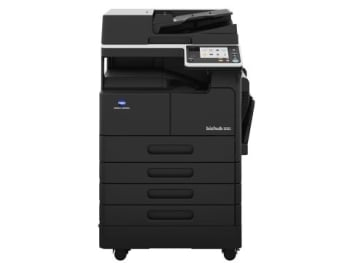 Konica Minolta Bizhub 306I 30 PPM Mono Multifunction Colour Printer