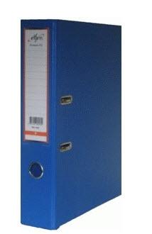 Elfen 1202 PP Box File FS Blue - Set of 10