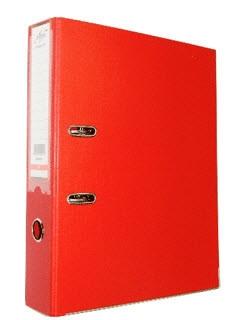Elfen 1202  PP Box File FS Red - Set of 10