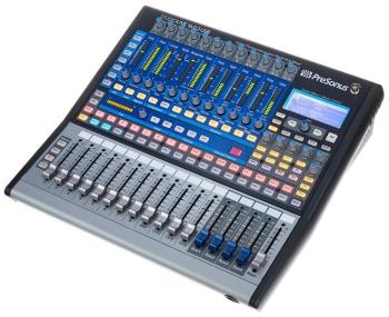 Presonus SL-1602 USB UK Analogue Mixer With USB Audio Interface