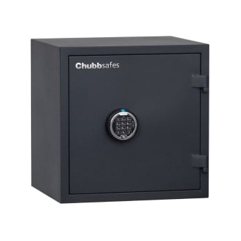 Chubbsafes Home 35E 35L Digital Fire Security Safe