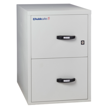 Chubbsafes Profile NT Fire-Resistance Document Protection Cabinet with 2 Drawers