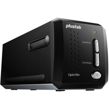 Plustek Optic Slim 8200i 7200 x 7200 dpi (69 Megapixels) For 35mm Negative SE Film Scanner