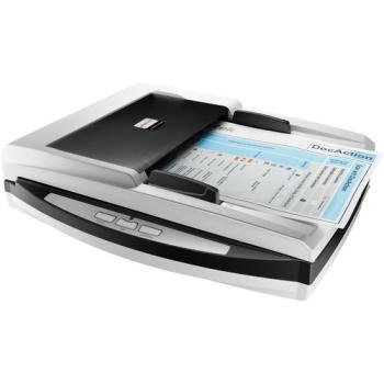 Plustek PN2040 Smart Office With ADF Flatbed Color Scanner
