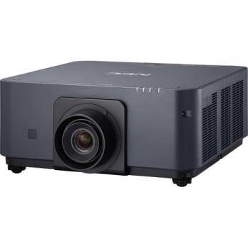 NEC PX602UL-BK 6000 Lumens WUXGA Professional Installation Laser DLP Black Projector
