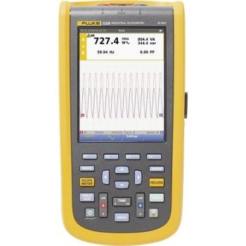 Fluke 124B/EU 120 B Series 40Mhz ScopeMeter Digital Oscilloscope