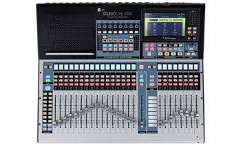 Presonus StudioLive 32SX UK Analogue Mixer With USB Audio Interface