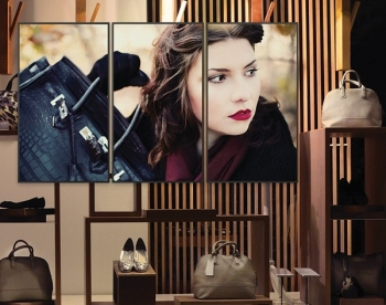 "BenQ SL550 55"" 4K Daisy Chain Video Wall Smart Signage"