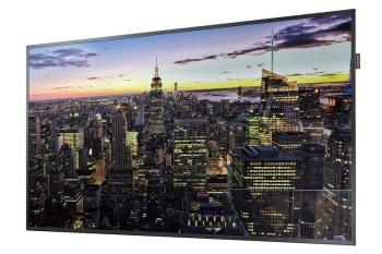 "Samsung QM55F 55"" Edge-Lit 4K UHD LED Display"