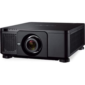 NEC PX1005QL-W 10,000 Lumens 4K UHD Installation Laser Black Projector
