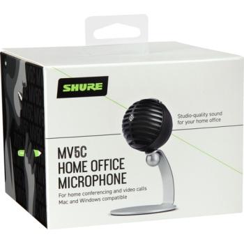 Shure MV5C-USB MOTIV Series MV5C-USB Home-Office Microphone