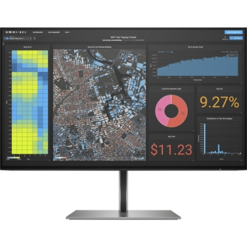 HP 3G828AA HP Z24f G3 FHD Display Monitor