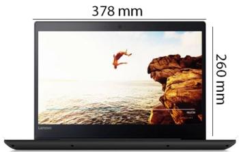 Lenovo I 320-81BG00R6AX 15.6 HD Laptop (Core i3  8130U 2.2 GHZ, 2TB, 4GB, RAM)