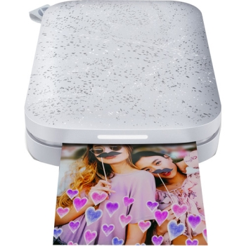 HP Sprocket 200 Photo Printer - Luna Pearl