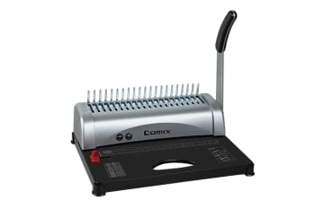 Comix B2988 Comb Binding Paper Punch Machine