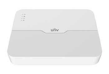 Uniview 8-Channel 1-SATA Ultra 265-H.265-H.264 NVR