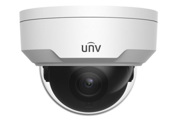 Uniview 2MP HD LightHunter IR Fixed Dome Network Camera