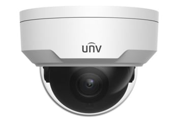 Uniview 8MP 4K Vandal-resistant Network IR Fixed Dome Camera
