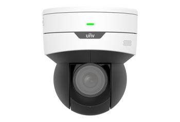 Uniview 2MP WDR Starlight IR Network Indoor MiniPTZ Dome Camera
