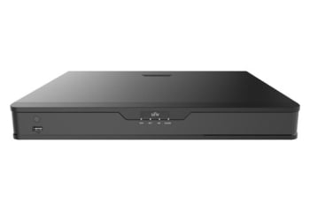 Uniview Up To 8MP Resolution 16 Channel 2 HDD NVR